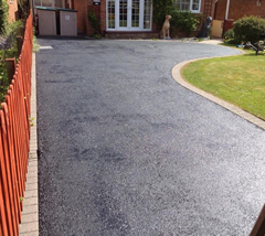 Tarmac Cleaning and Restoration After