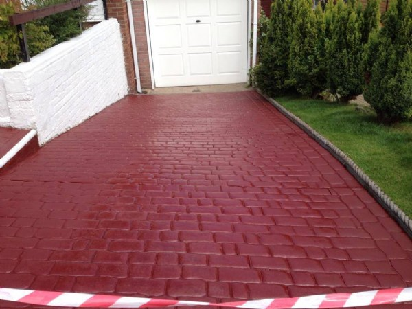 Imprint Driveway Cleaning & Sealing Offers for September