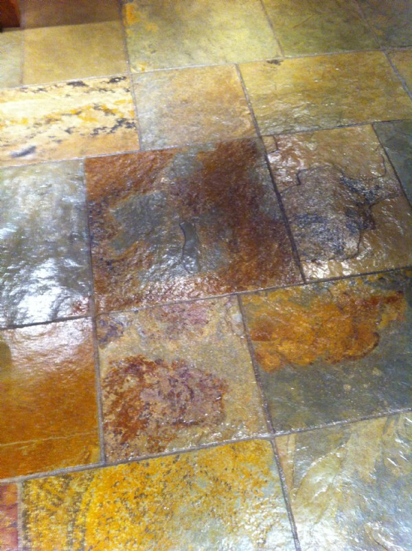 Wnters just around the corner so get your natural floors cleaned and sealed for Christmas ? Good Idea