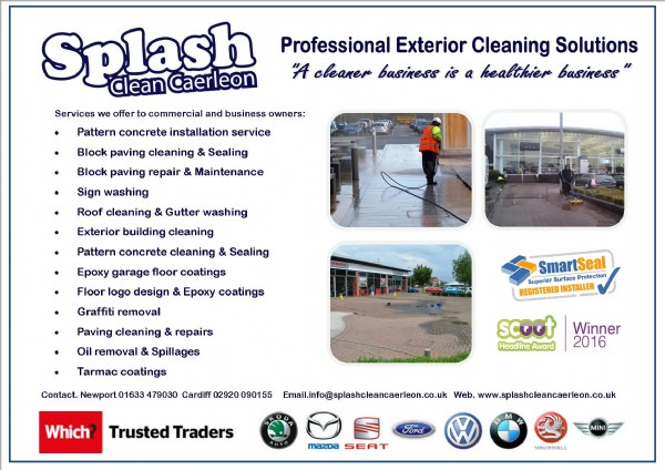 Commercial Cleaning Services from Splash...